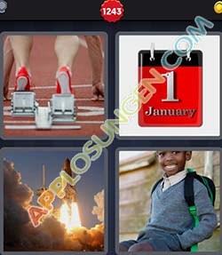 4 bilder 1 wort level 1243 lösung START - 4 bilder 1 wort level 1243 lösung START