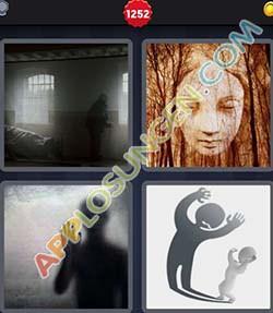 4 bilder 1 wort level 1252 lösung SPUK - 4 bilder 1 wort level 1252 lösung SPUK