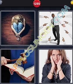 4 bilder 1 wort level 1255 lösung SCHULDIG - 4 bilder 1 wort level 1255 lösung SCHULDIG