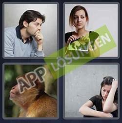 4 bilder 1 wort level 131 lösung TRAURIG - 4 bilder 1 wort level 131 lösung TRAURIG