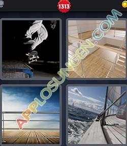 4 bilder 1 wort level 1313 lösung GELANDER - 4 bilder 1 wort level 1313 lösung GELANDER