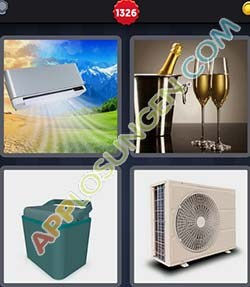 4 bilder 1 wort level 1326 lösung KUHLER - 4 bilder 1 wort level 1326 lösung KUHLER