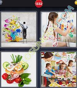 4 bilder 1 wort level 1332 lösung KREATIV - 4 bilder 1 wort level 1332 lösung KREATIV