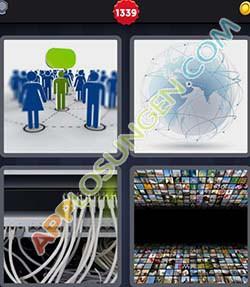 4 bilder 1 wort level 1339 lösung NETZWERK - 4 bilder 1 wort level 1339 lösung NETZWERK