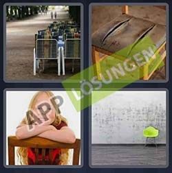 4 bilder 1 wort level 134 lösung STUHL - 4 bilder 1 wort level 134 lösung STUHL