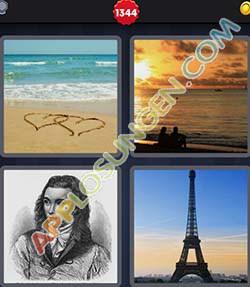 4 bilder 1 wort level 1344 lösung ROMANTIK - 4 bilder 1 wort level 1344 lösung ROMANTIK