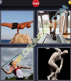 4 bilder 1 wort level 1349 lösung SPORTLER - 4 bilder 1 wort level 1349 lösung SPORTLER