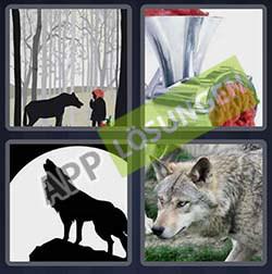4 bilder 1 wort level 136 lösung WOLF - 4 bilder 1 wort level 136 lösung WOLF