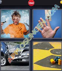 4 bilder 1 wort level 1361 lösung UNFALL - 4 bilder 1 wort level 1361 lösung UNFALL