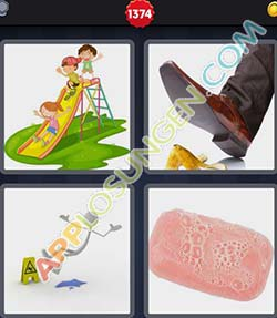 4 bilder 1 wort level 1374 lösung RUTSCHIG - 4 bilder 1 wort level 1374 lösung RUTSCHIG