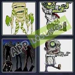 4 bilder 1 wort level 138 lösung ZOMBIE - 4 bilder 1 wort level 138 lösung ZOMBIE