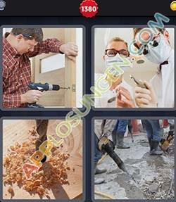 4 bilder 1 wort level 1380 lösung BOHREN - 4 bilder 1 wort level 1380 lösung BOHREN