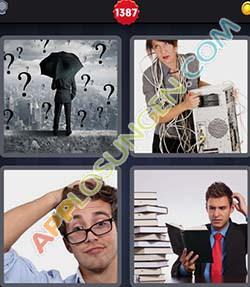 4 bilder 1 wort level 1387 lösung RATLOS - 4 bilder 1 wort level 1387 lösung RATLOS
