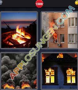 4 bilder 1 wort level 1389 lösung FEUER - 4 bilder 1 wort level 1389 lösung FEUER