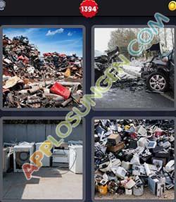 4 bilder 1 wort level 1394 lösung SCHROTT - 4 bilder 1 wort level 1394 lösung SCHROTT