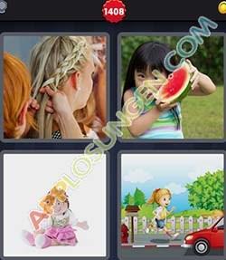 4 bilder 1 wort level 1408 lösung MADCHEN - 4 bilder 1 wort level 1408 lösung MADCHEN