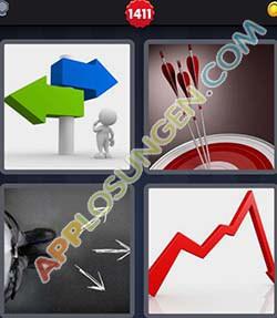 4 bilder 1 wort level 1411 lösung PFEIL - 4 bilder 1 wort level 1411 lösung PFEIL
