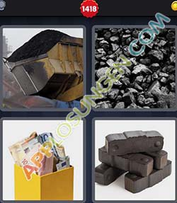 4 bilder 1 wort level 1418 lösung KOHLE - 4 bilder 1 wort level 1418 lösung KOHLE