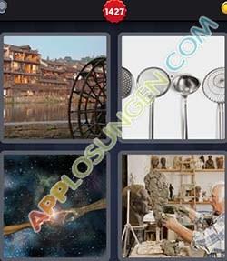 4 bilder 1 wort level 1427 lösung SCHOPFER - 4 bilder 1 wort level 1427 lösung SCHOPFER