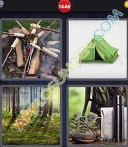 4 bilder 1 wort level 1446 lösung CAMPING - 4 bilder 1 wort level 1446 lösung CAMPING