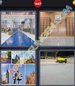4 bilder 1 wort level 1447 lösung HALLE - 4 bilder 1 wort level 1447 lösung HALLE