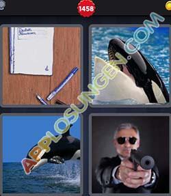 4 bilder 1 wort level 1458 lösung KILLER - 4 bilder 1 wort level 1458 lösung KILLER