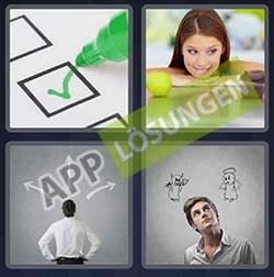 4 bilder 1 wort level 146 lösung WAHN - 4 bilder 1 wort level 146 lösung WAHN