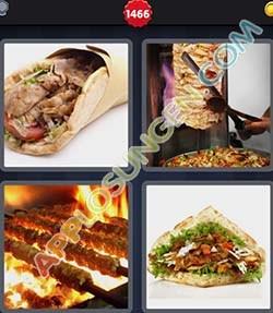 4 bilder 1 wort level 1466 lösung KEBAB - 4 bilder 1 wort level 1466 lösung KEBAB