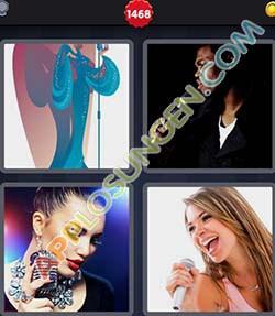 4 bilder 1 wort level 1468 lösung GESANG - 4 bilder 1 wort level 1468 lösung GESANG