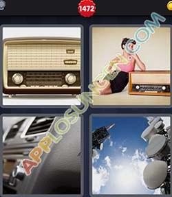 4 bilder 1 wort level 1472 lösung RADIO - 4 bilder 1 wort level 1472 lösung RADIO
