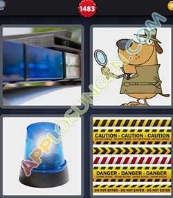4 bilder 1 wort level 1483 lösung POLIZEI - 4 bilder 1 wort level 1483 lösung POLIZEI