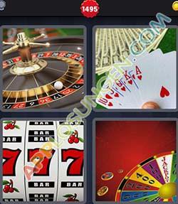 4 bilder 1 wort level 1495 lösung CASINO - 4 bilder 1 wort level 1495 lösung CASINO