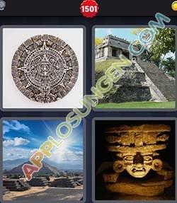 4 bilder 1 wort level 1501 lösung AZTEKEN - 4 bilder 1 wort level 1501 lösung AZTEKEN