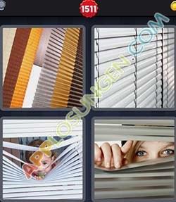 4 bilder 1 wort level 1511 lösung JALOUSIE - 4 bilder 1 wort level 1511 lösung JALOUSIE