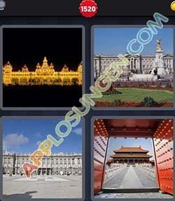 4 bilder 1 wort level 1520 lösung PALAST - 4 bilder 1 wort level 1520 lösung PALAST