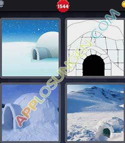 4 bilder 1 wort level 1544 lösung IGLU - 4 bilder 1 wort level 1544 lösung IGLU