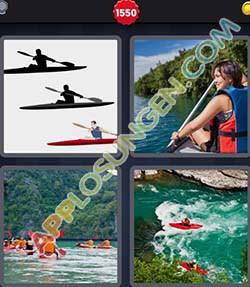 4 bilder 1 wort level 1550 lösung KAJAK - 4 bilder 1 wort level 1550 lösung KAJAK