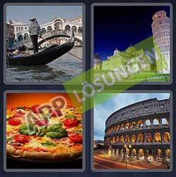 4 bilder 1 wort level 156 lösung ITALIEN - 4 bilder 1 wort level 156 lösung ITALIEN