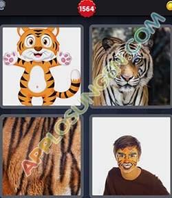 4 bilder 1 wort level 1564 lösung TIGER - 4 bilder 1 wort level 1564 lösung TIGER
