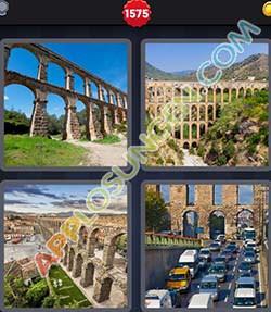 4 bilder 1 wort level 1575 lösung AQUADUKT - 4 bilder 1 wort level 1575 lösung AQUADUKT