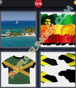 4 bilder 1 wort level 1578 lösung JAMAIKA - 4 bilder 1 wort level 1578 lösung JAMAIKA