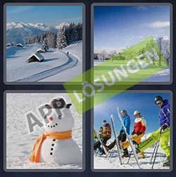 4 bilder 1 wort level 160 lösung SCHNEE - 4 bilder 1 wort level 160 lösung SCHNEE