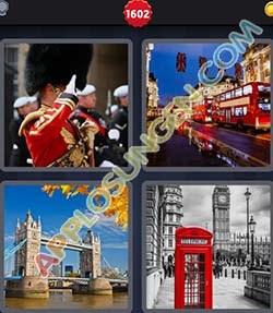 4 bilder 1 wort level 1602 lösung LONDON - 4 bilder 1 wort level 1602 lösung LONDON