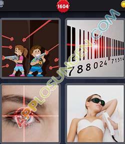 4 bilder 1 wort level 1604 lösung LASER - 4 bilder 1 wort level 1604 lösung LASER