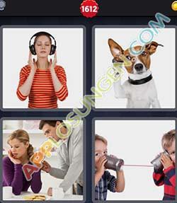 4 bilder 1 wort level 1612 lösung ZUHOREN - 4 bilder 1 wort level 1612 lösung ZUHOREN