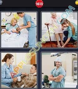 4 bilder 1 wort level 1613 lösung PFLEGER - 4 bilder 1 wort level 1613 lösung PFLEGER