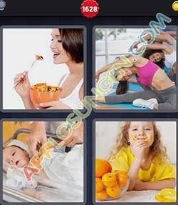 4 bilder 1 wort level 1628 lösung GESUND - 4 bilder 1 wort level 1628 lösung GESUND
