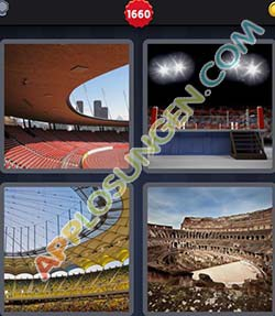 4 bilder 1 wort level 1660 lösung ARENA - 4 bilder 1 wort level 1660 lösung ARENA