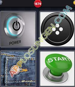 4 bilder 1 wort level 1674 lösung KNOPF - 4 bilder 1 wort level 1674 lösung KNOPF