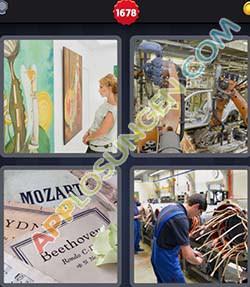 4 bilder 1 wort level 1678 lösung WERK - 4 bilder 1 wort level 1678 lösung WERK